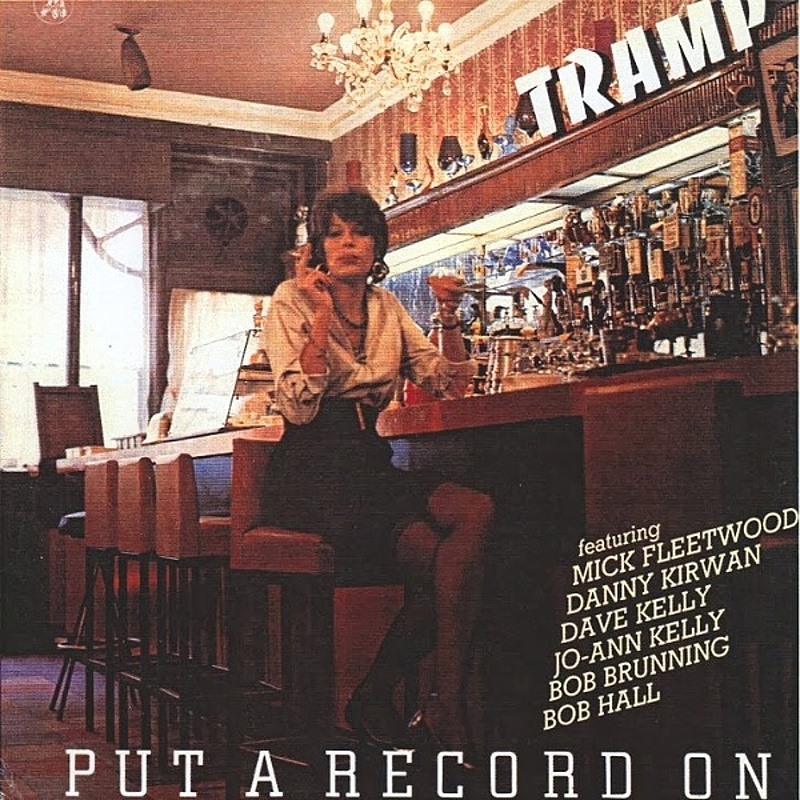 Tramp / TPUT A RECORD ON (Spark) 1974