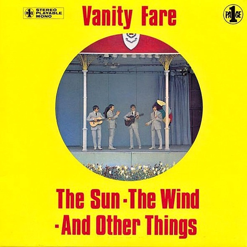 Vanity Fare / THE SUN, THE WIND AND OTHER THINGS (Page One) 1968