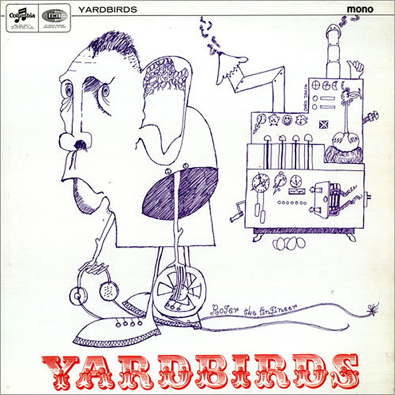 The Yardbirds / THE YARDBIRDS (ROGER THE ENGINEER) (Columbia) 1966