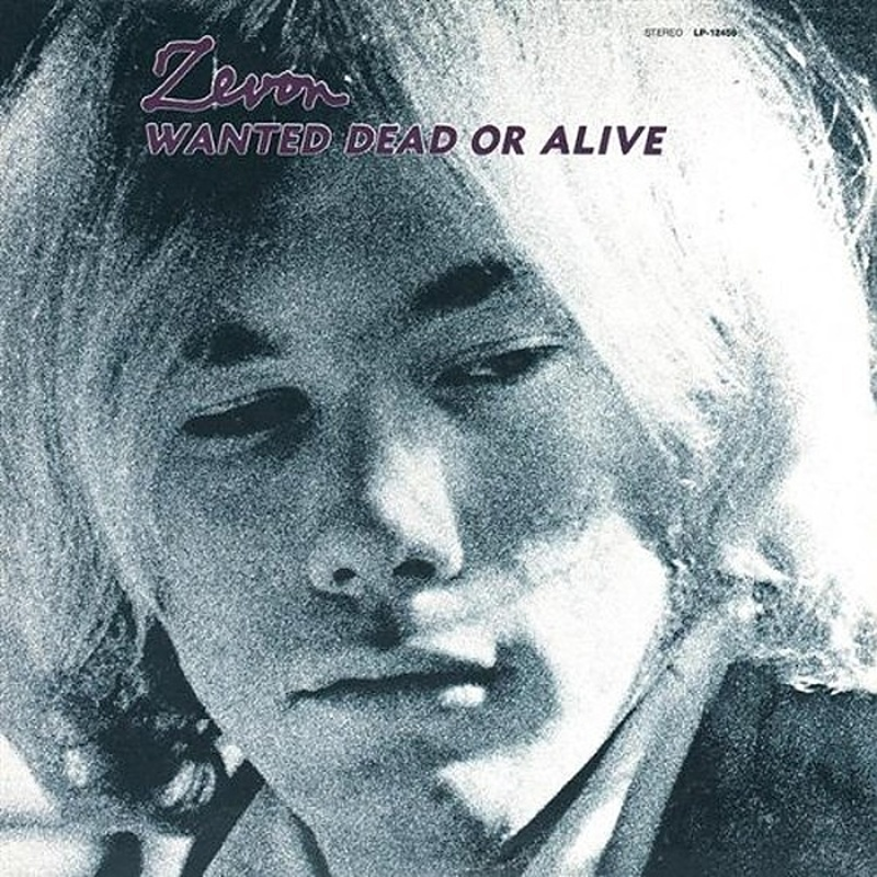Warren Zevon / WANTED DEAD OR ALIVE (Imperial) 1969