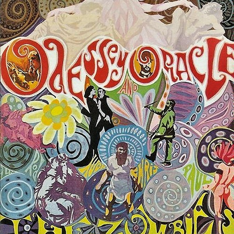 The Zombies / ODESSEY AND ORACLE (CBS) 1968