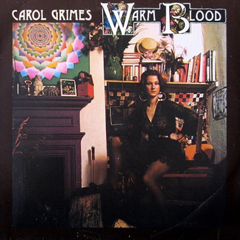 Carol Grimes / WARM BLOOD (Caroline) 1974
