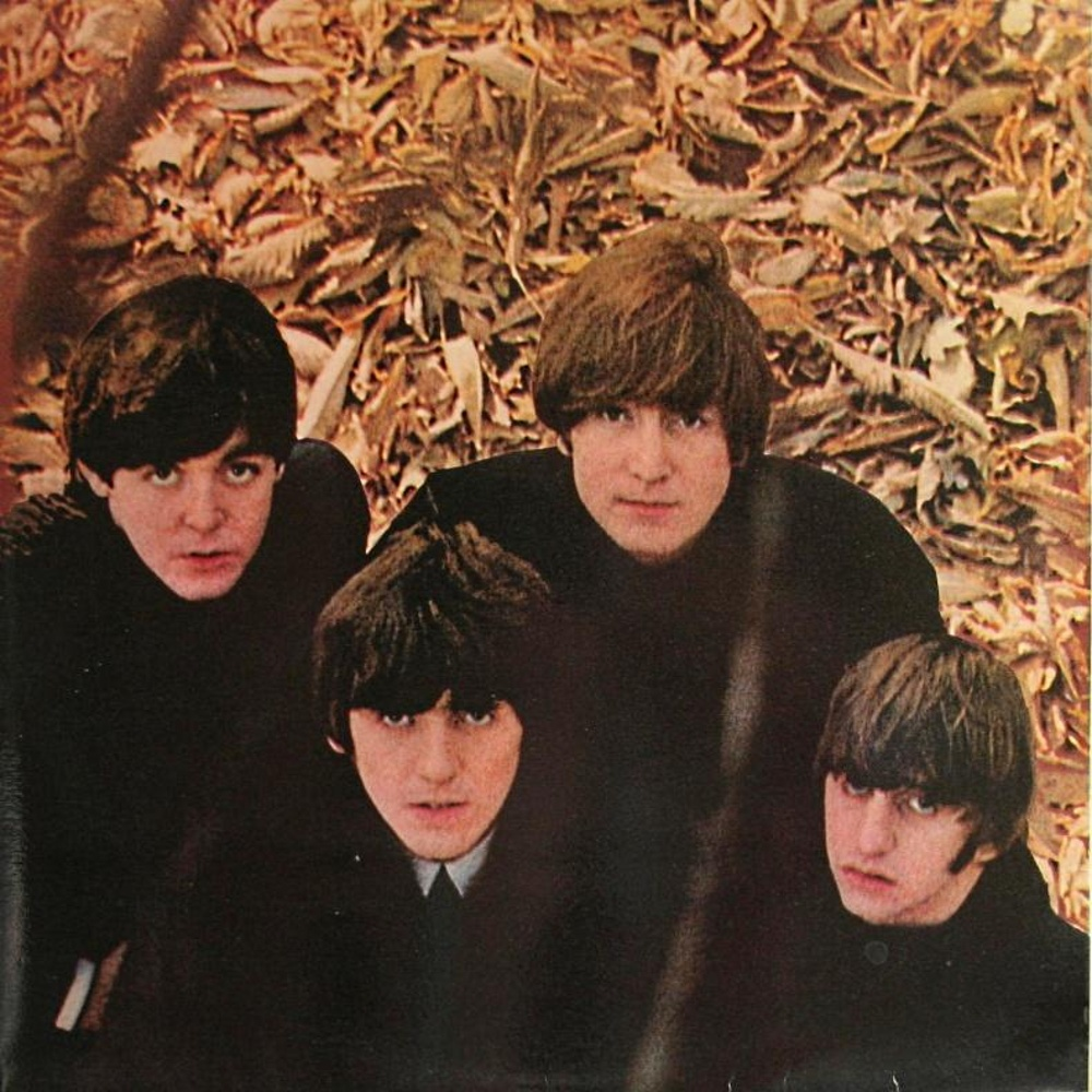 The Beatles -BEATLES FOR SALE (UK/Parlophone) 1964