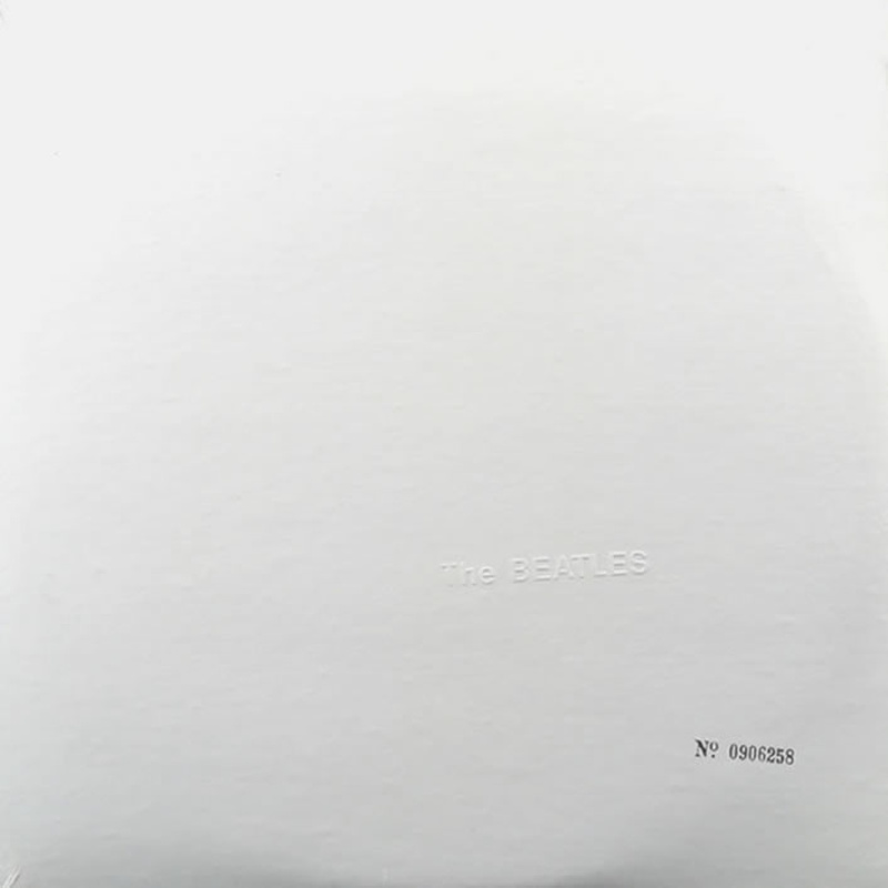 The Beatles - THE BEATLES (THE WHITE ALBUM) (UK/Apple) 1968