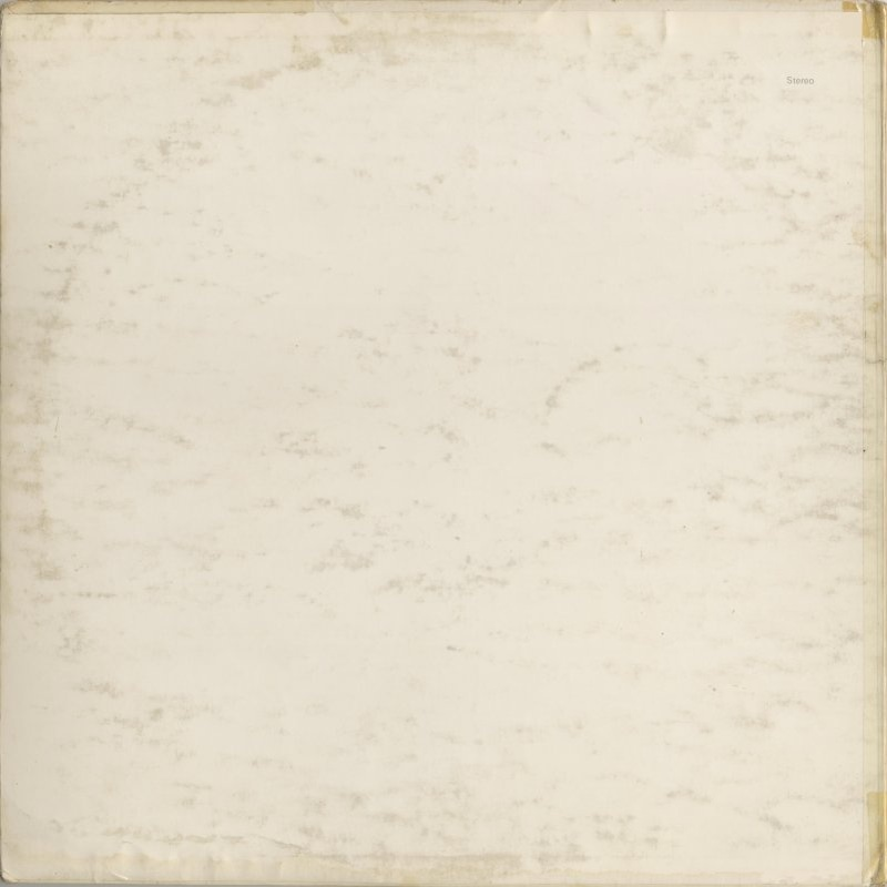 The Beatles - THE BEATLES (THE WHITE ALBUM) (USA/Apple) 1968