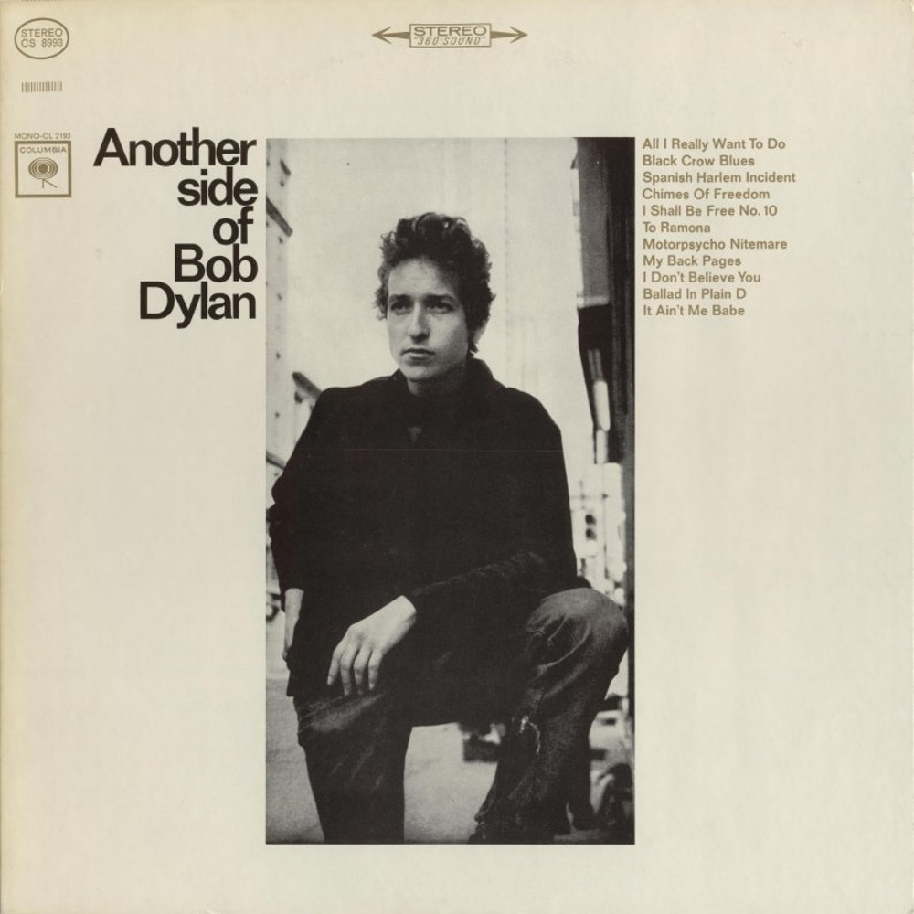 ANOTHER SIDE OF BOB DYLAN (Columbia) / 1964
