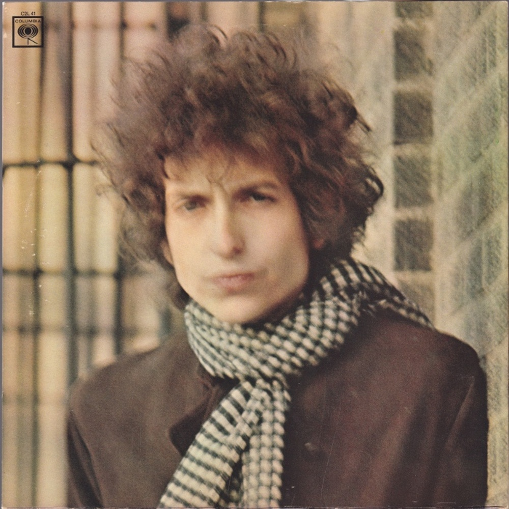 Bob Dylan - (LP/USA #5) BLONDE ON BLONDE / 1966 (Columbia)