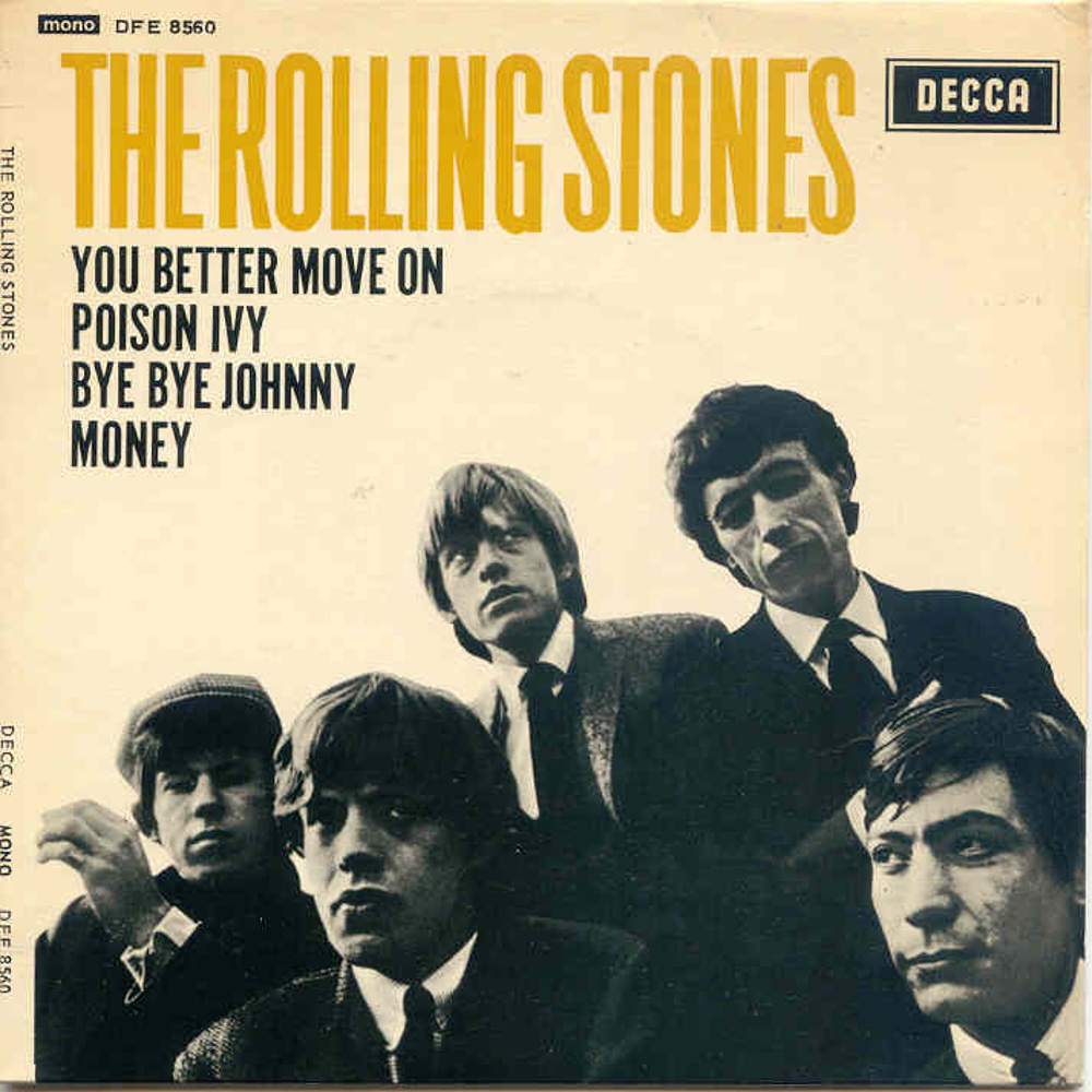 The Rolling Stones - THE ROLLING STONES (EP) / 1964 (Decca)