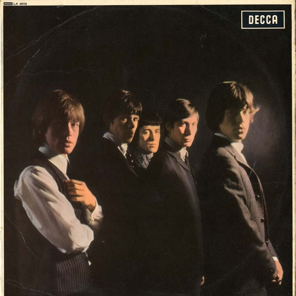 The Rolling Stones - THE ROLLING STONES (LP) / 1964 (Decca)