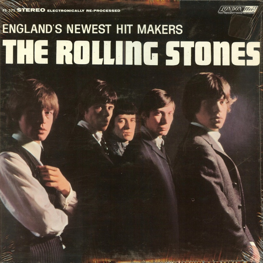 The Rolling Stones - ENGLAND'S NEWEST HIT MAKERS (LP-USA #1) / 1964 (London)