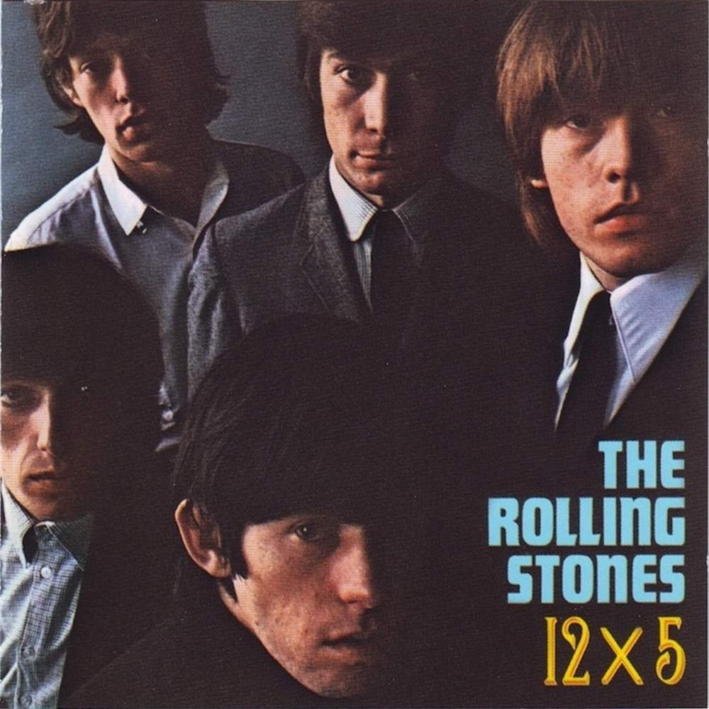 The Rolling Stones - 12x5 (LP) / 1965 (London)