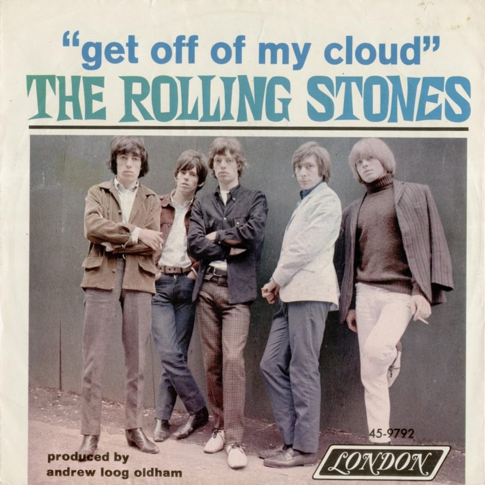 The Rolling Stones - Get Off Of My Cloud / I'm Free (1965) London