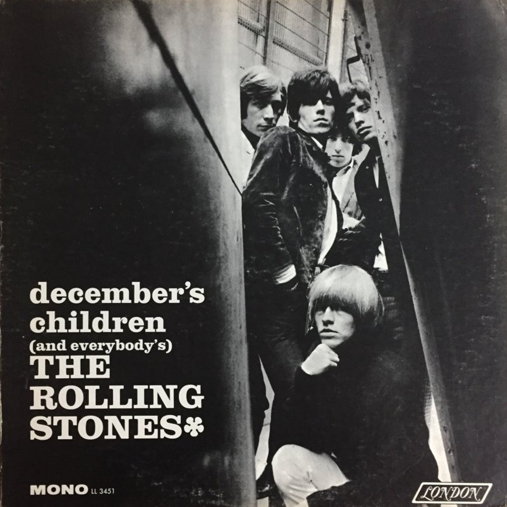 The Rolling Stones - DECEMBER'S CHILDREN (LP-USA #5) / 1965 (London)