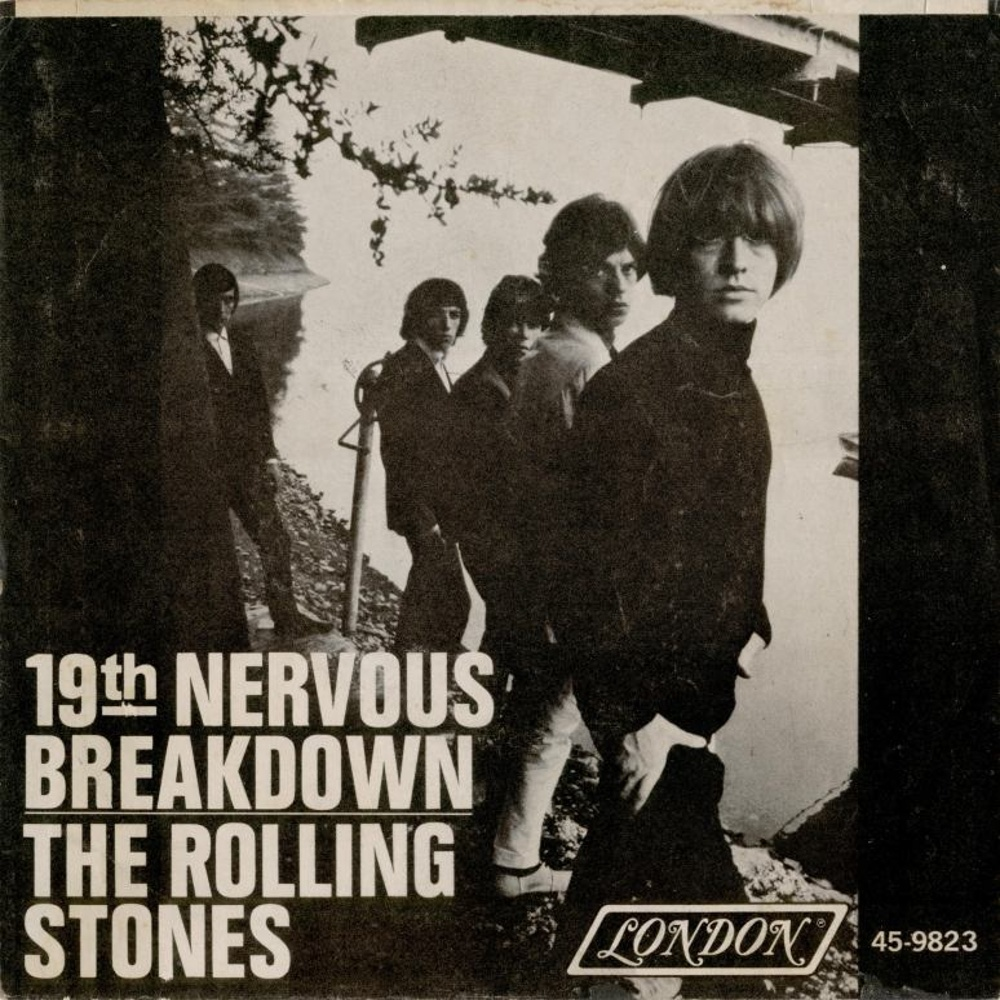 The Rolling Stones - 19th Nervous Breakdown / Sad Day (1966)