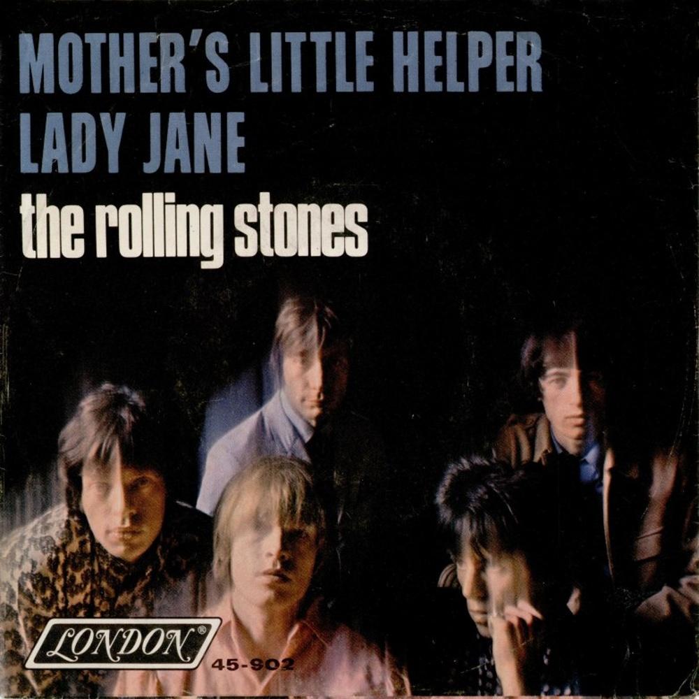 The Rolling Stones - Mothers Little Helper / Lady Jane