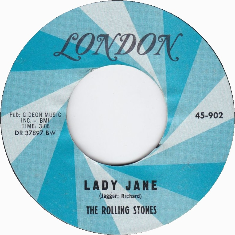 The Rolling Stones - Mothers Little Helper / Lady Jane