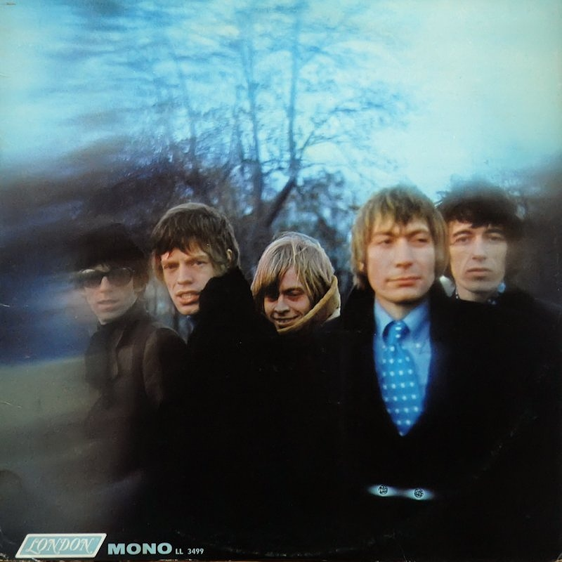 The Rolling Stones - BETWEEN THE BUTTONS(USA/London) 1967