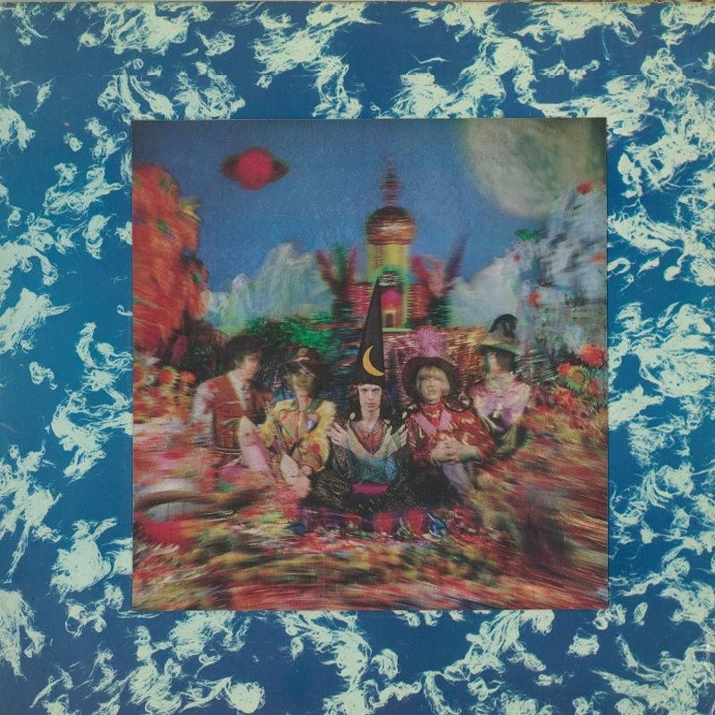 The Rolling Stones - THEIR SATANIC MAJESTIES REQUEST (UK/Decca) 1967